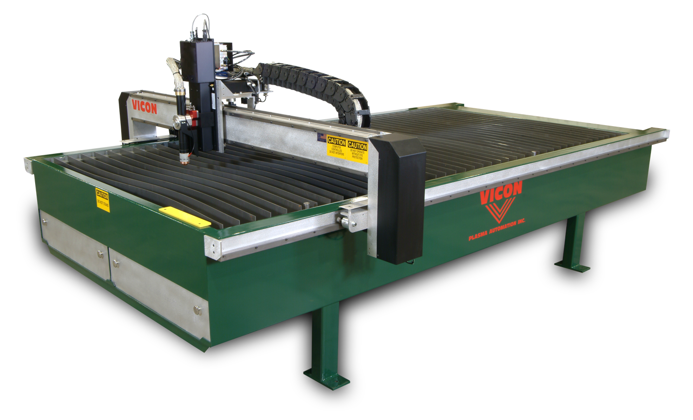 Vicon Fabricator-HD Plasma Cutting System