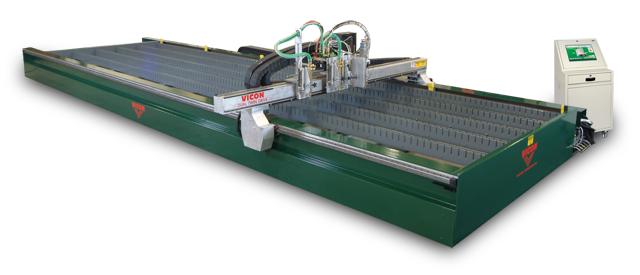 VICON Monarch Heavy Duty Precision Plasma Cutting System