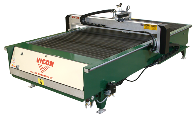Vicon 510 Plasma Cutting Table